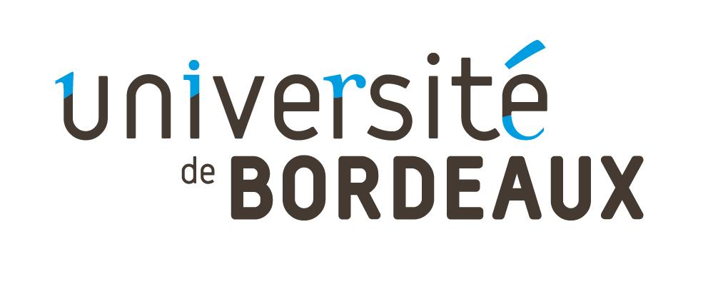 Université de Bordeaux Logo